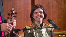 Sepideh Raissadat iranische Sängerin