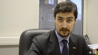 Глава муниципального собрания в московском районе Якиманка Андрей Морев
