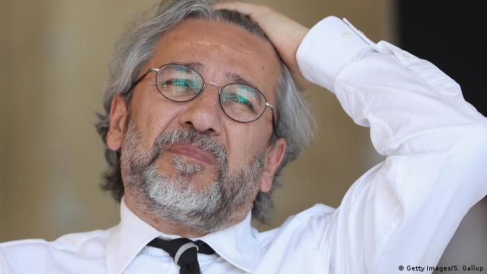 Can Dündar (Getty Images/S. Gallup)
