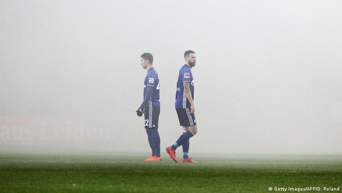 Fußball Bundesliga FSV Mainz 05 vs Schalke 04 (Getty Images/AFP/D. Roland)