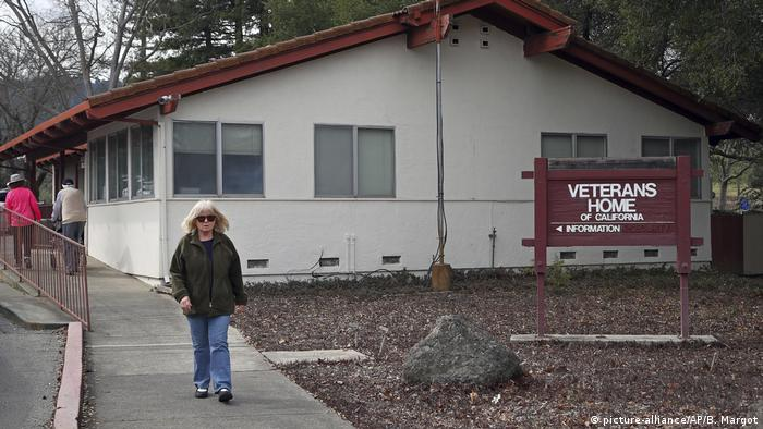 USA Kalifornien Yountville Geiselnahme in Veteranen-Heim (picture-alliance/AP/B. Margot)