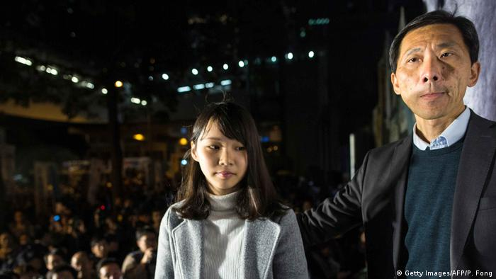 China Hongkong Edward Yiu Chung-yim (Getty Images/AFP/P. Fong)
