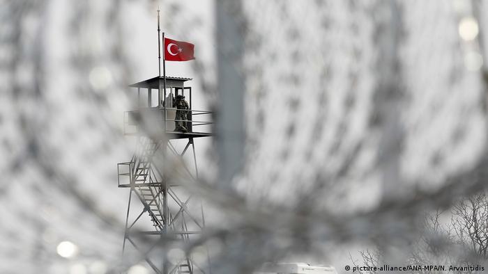 Griechisch-türkische Grenze