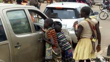 Straßenkinder, Kampala, Uganda
