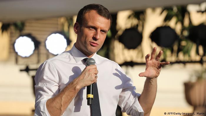 Президент Франції Еммануель Макрон планує виділити іншим країнам гроші для розвитку сонячної енергетики