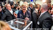 Parteitag Front National in Lille