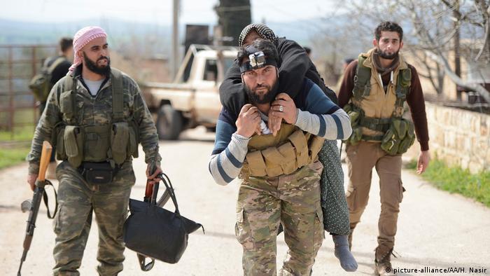 Las fuerzas turcas y las facciones sirias aliadas de Ankara se han hecho con el control de algo más del 60 % de la superficie del enclave kurdo de Afrín, en el noroeste de Siria. Así lo informó el Observatorio Sirio de Derechos Humanos. (12.03.2018).