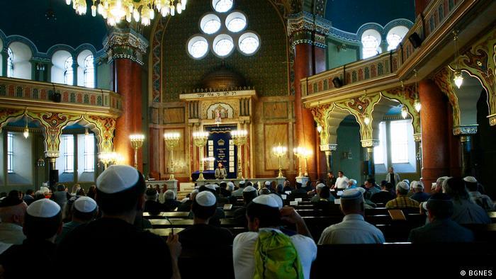 Синагогата в София