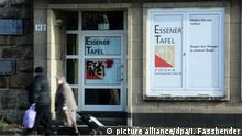 Tafel Over Bank.Incoming Health Minister Jens Spahn Defends Food Bank S Move To Bar