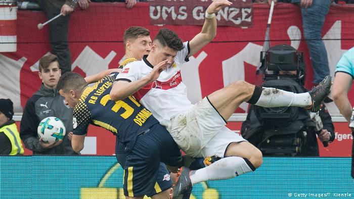 VfB Stuttgart gegen Leipzig Bundesliga (Getty Images/T. Kienzle)