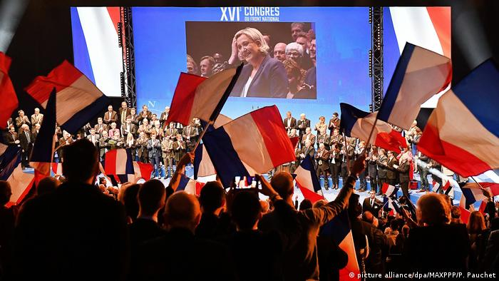 National Front party congress