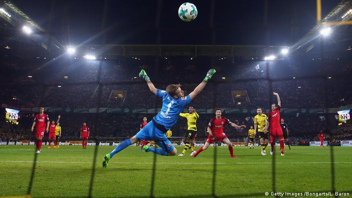 Bundesliga Borussia Dortmund Eintracht Frankfurt (Getty Images /Bongarts/L. Baron)