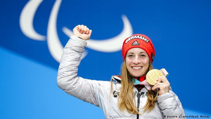 Paralympics Olympia 2018 Anna Schaffelhuber (picture alliance/dpa/J. Woitas)