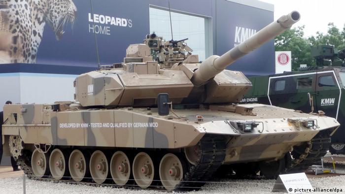 Panzer-Geschäft - Leopard 2 A7+