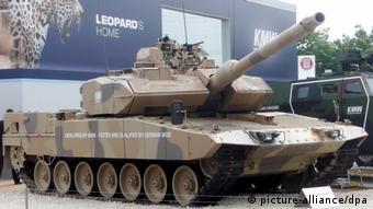 Το γερμανικό Leopard 2 A7+