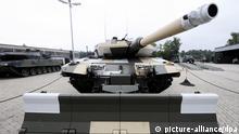 Panzer Leopard für Saudi-Arabien?