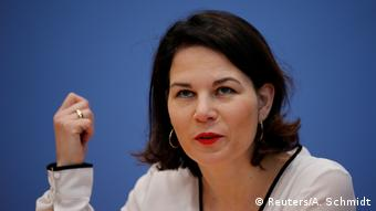 Σύμφωνα με τη συμπρόεδρο των Πρασίνων Μπέρμποκ στα ελληνοτουρκικά σύνορα δεν επικρατεί τάξη άλλα χάος
