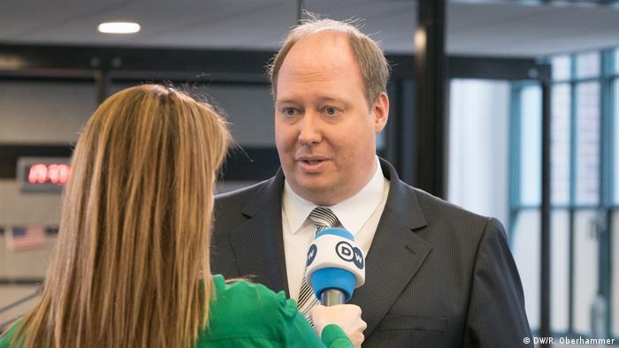 Голова Відомства федерального канцлера Німеччини Гельґе Браун