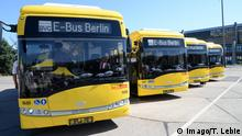 Berlin E-Bus Solaris Linie 204 vorgestellt