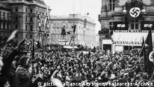 Zweiter Weltkrieg | Anschluss Österreich an Nazi-Deutschland