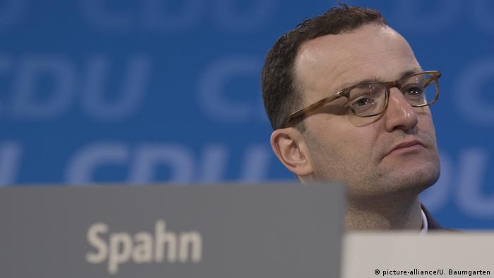 Jens Spahn (picture-alliance/U. Baumgarten)