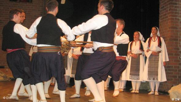 Hrvatski narodni ples u Kölnu