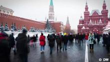 Moskau Roter Platz,