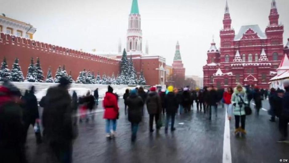 Rusia vendi i kontrasteve