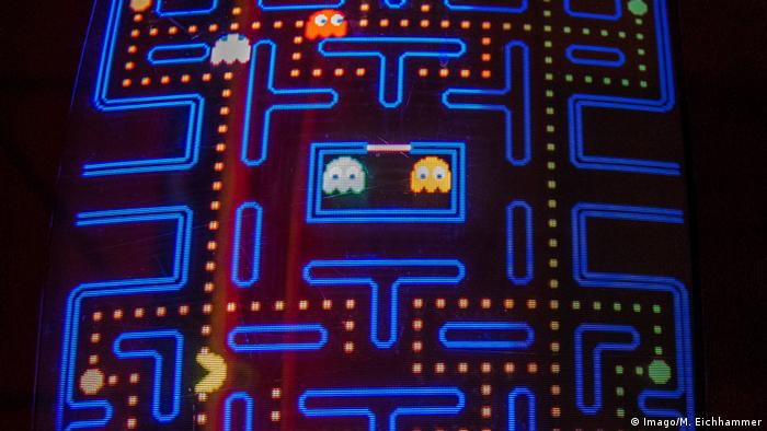 Pac-Man - the arcade game version