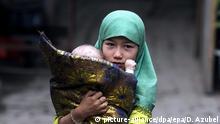 China Unruhen in Xinjiang