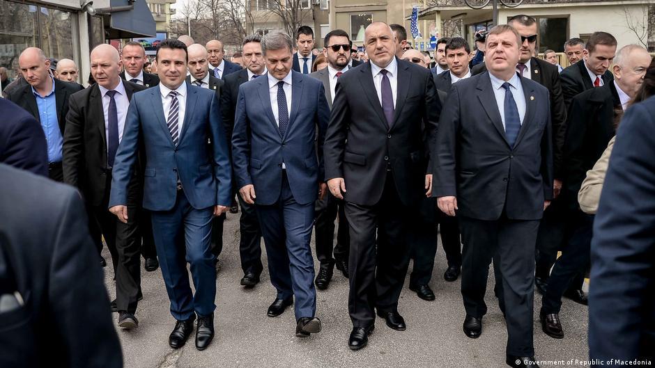Марш на живите  во Скопје  да учиме од минатото за да не се повтори