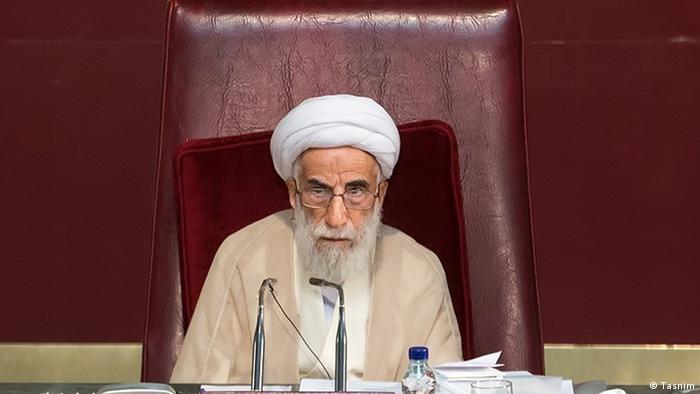 Iran Ayatollah Ahmad Jannati