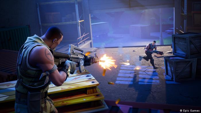Epic Games Computerspiel Fortnite (Epic Games)