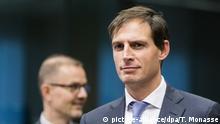 Belgien Wopke Hoekstra Niederländische Finanzminister