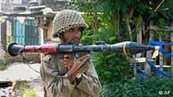 The Pakistani army has intensified its operation in the northwest in recent years
