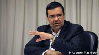 روحالله احمدزاده کرمانی، رئیس پیشین سازمان میراث فرهنگی در دولت دهم