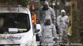 England Giftanschlag gegen Sergej Skripa (picture-alliance/dpa/AP Photo/A. Matthews)