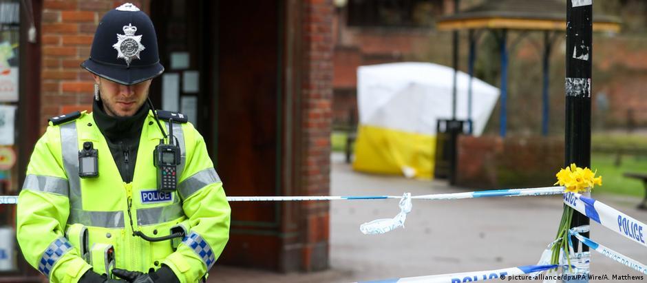 Ataque em Salisbury, na Inglaterra, acirrou as tensões entre Londres e Moscou