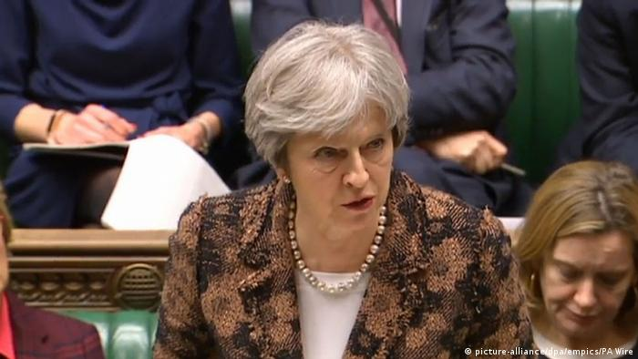 England Theresa May Salisbury incident (picture-alliance/dpa/empics/PA Wire)