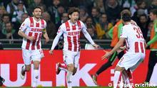 Fußball: Bundesliga, Werder Bremen - 1. FC Köln, 26. Spieltag