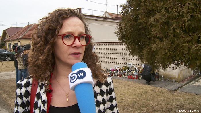 Slowakei | Europaabgeordnete Sophie In't Veld
