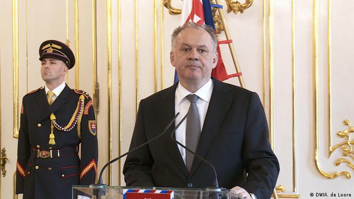Андрей Кіска (на фото) погодився на умови відставки Роберта Фіцо