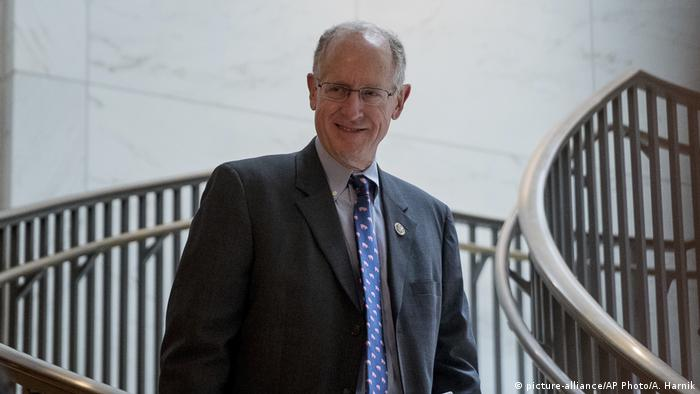 Der Republikaner Mike Conaway leitete die Ermittlungen (picture-alliance/AP Photo/A. Harnik)
