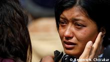 13.03.2018+++ A family member of a victim mourns at the hospital, a day after the US-Bangla airplane crashed while arriving from Dhaka, in Kathmandu, Nepal March 13, 2018. REUTERS/Navesh Chitrakar