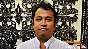 Myanmar Joshua Htet (DW/A. Hoekstra)