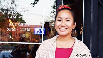 Myanmar Hnin Win (DW/A. Hoekstra)