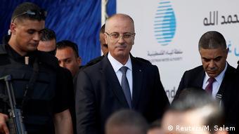 Filistin Başbakanı Hamdallah