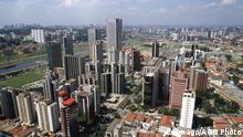Brasilien Stadtansicht São Paulo