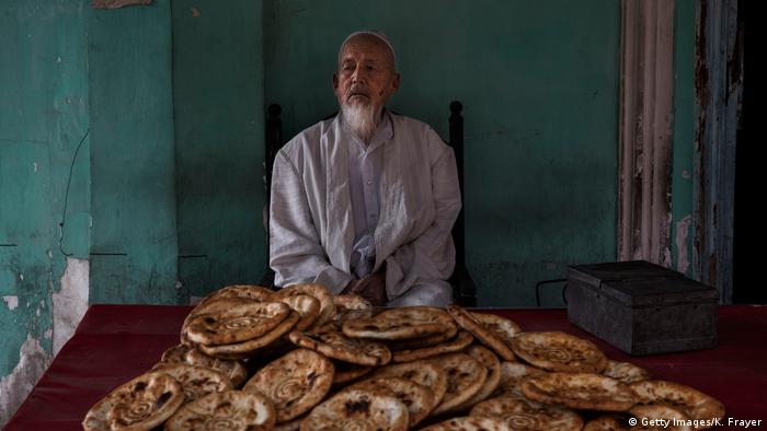 Uiguren in China (Getty Images/K. Frayer)