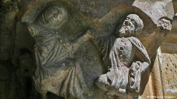 Relief on Bamburg Church